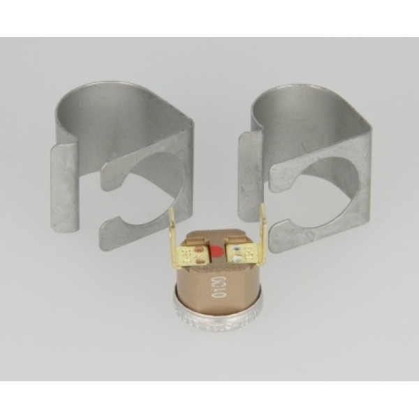 FER39805650 Thermostat 100C C/W Bracket