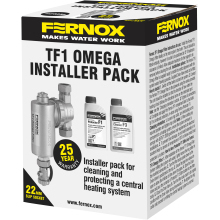 Fernox Omega Installer Pack W/ Slip Socket 22mm