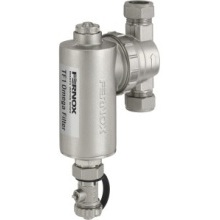 Fernox TF1 Omega Magnetic Filter 22mm (with Valves)