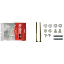 Fischer Pan/Bidet Fixing Kit