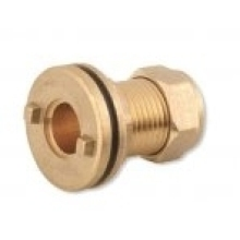 Flanged Tank Connector