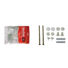 Fischer Pan/Bidet Fixing Kit Floor