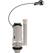 Fluidmaster PRO750UK Dual Flush Valve Lever Operation