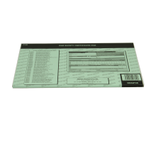 Gas Safety Certificate Pad REGP46