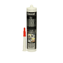Geocel The Works Silicone Sealant White