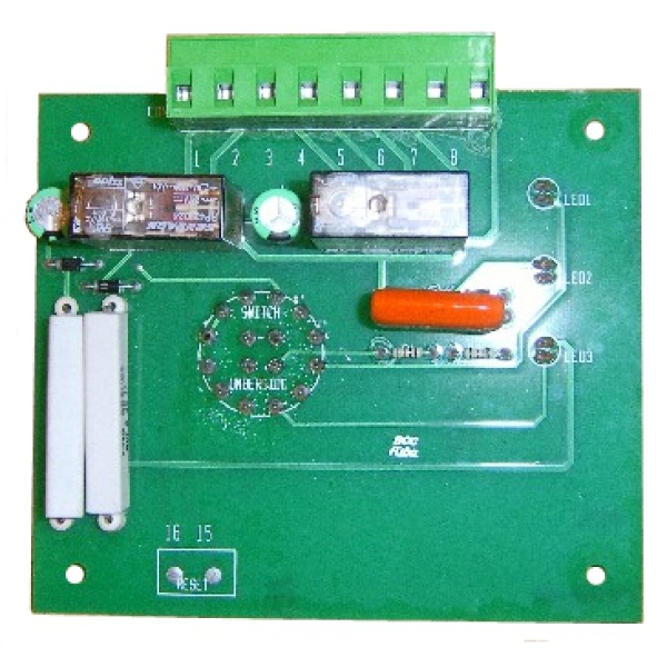 Gledhill Switch Pcb XB386