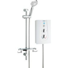 Glee 10.5kw Elecric Shower White