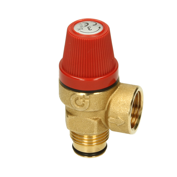 GLOW WORM 155600001 SAFETY VALVE ICON