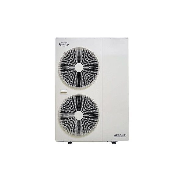 Grant Aerona 3 6kW R32 Inverter Driven Air Source Heat Pump