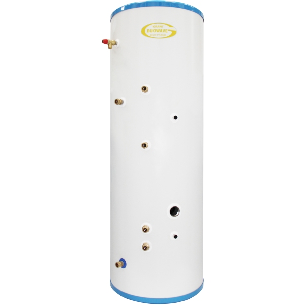Grant Duowave Unvented Twin Indirect Cylinder 200L