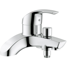 Grohe Eurosmart Basin Mixer With Pop Up Waste Chrome
