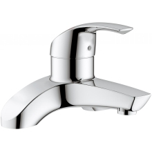 Grohe Eurosmart Bath and Shower Mixer Chrome