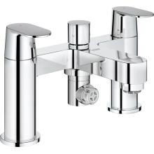 Grohe Eurosmart Cosmo Bath and Shower Mixer Chrome