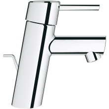 Grohe Lineare Basin Mixer with Pop Up Waste Chrome