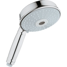 Grohe Rainshower Hand Shower 130 mm Rustic - Chrome