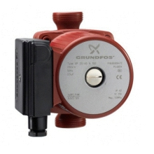 Grundfos UP 20-30N 1 Phase pump Bare DHW
