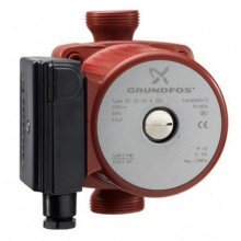 Grundfos UP 20-45N 1 Phase Pump Base DHW