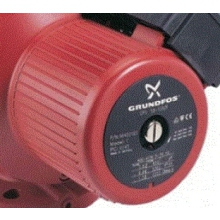 Grundfos UPC 40-60 1 Phase Pump Head