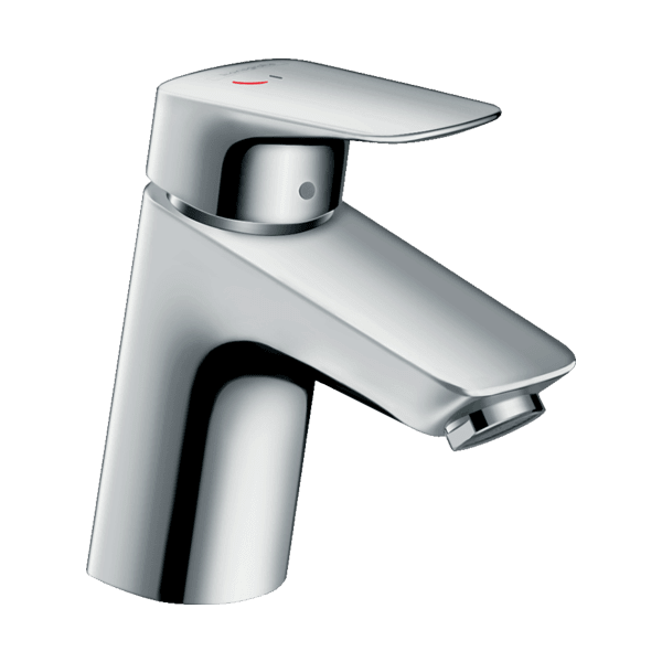 Hansgrohe Logis Single Lever Basin Mixer 70 CoolStart with Pop-Up Waste