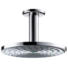 Hansgrohe Raindance Air Plate Overhead Shower 180mm With Ceiling Connector