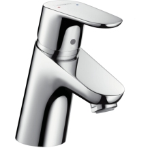 Hansgrohe Single Lever Basin Mixer Without Waste Set