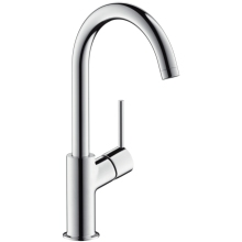 Hansgrohe Single Lever Basin Mixer Fixed Spout with Waste