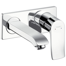 Hansgrohe Single Lever Basin Mixer For Concealed Installation With Short Spout 165mm