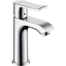 Hansgrohe Single Lever Basin Mixer For Small Basins With Waste Set - 100