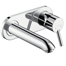 Hansgrohe Single Lever Basin Mixer For Concealed Installation With Short Spout