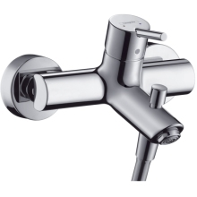 Hansgrohe Single Lever Bath And Shower Mixer For Exposed Installation