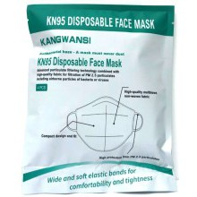 Hayes Disposable FFP2 / KN95 Face Masks (Pack of 4)
