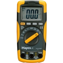 Hayes Low Cost Multimeter with Temperature Reading DT-914
