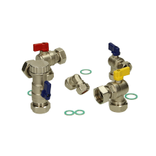 Heatline D002160280 Iso Valve Set All Models