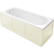 Heritage Caversham 1700mm Oyster Front Bath Panel
