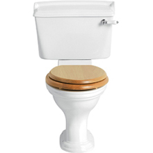 Heritage Dorchester Comfort Height WC Pan
