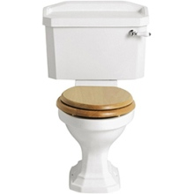 Heritage Granley Close Coupled Standard Height WC Pan