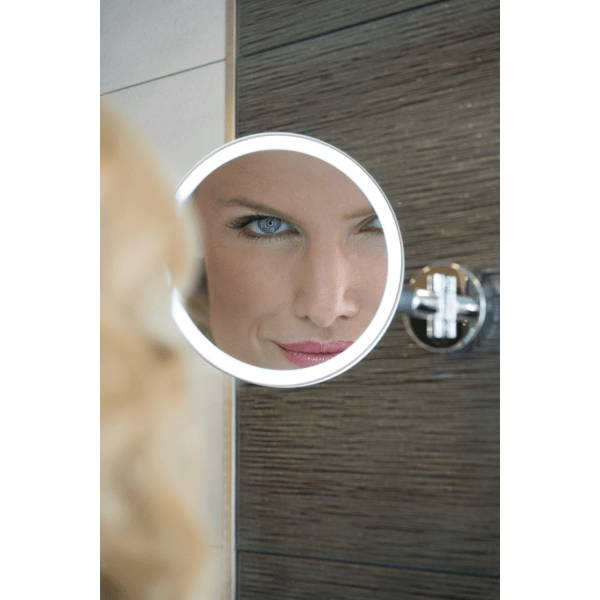 HIB Eclipse Round Magnifying Mirror