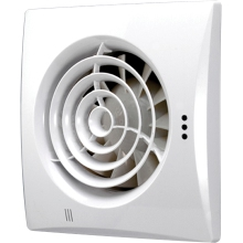 HIB Hush Timer Fan - White