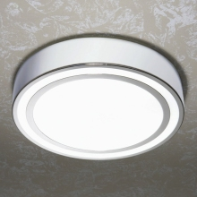 HiB Spice Ceiling Light Mirror 270x270mm