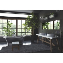 HiB Willow Mirror 600x1200mm