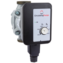 High Efficiency Circulator Pump