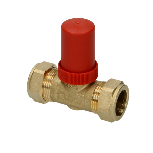 Honeywell DU144 Automatic Bypass Valve 22mm