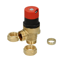 Honeywell DU145 Automatic Bypass Valve 22mm