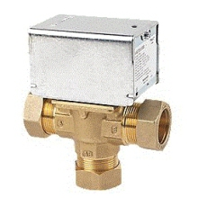 Honeywell Mid Position Valve 22mm V4073A1039
