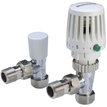 Honeywell VTL120 Lockshield Radiator Valve 15mm