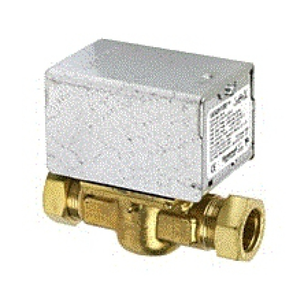 "Honeywell Zone Valve 3/4"" 2 Port V4043H1007/U"