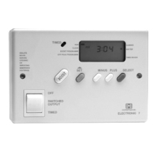 Horstmann Economy 7 Quartz Time Switch