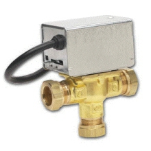 H/WELL 3 PORT VALVE 1inBSP V4073A/1062/U