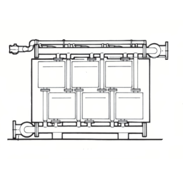 Ideal Concord Super Series 4 500 Horizontal