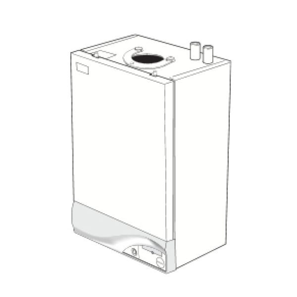 Ideal icos he15 (service fault finding 1) diagram | heating spare.